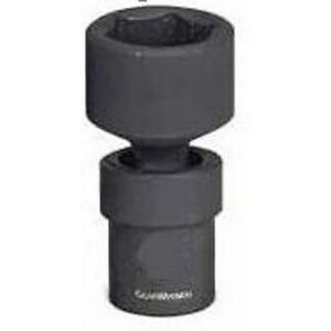 Gearwrench 84163 Universal Impact Socket 1 4 Drive 8mm