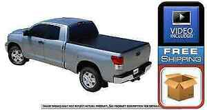 Access Tonnosport 22050249 Roll Up Tonneau Cover For Tundra 78 Bed W Deck Rail