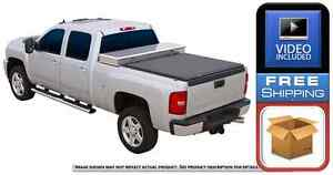 Access Toolbox 62289 Roll Up Tonneau Cover For Silverado Sierra 78 Bed
