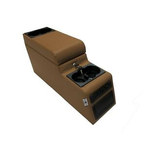 Rampage 31517 Spice Locking Center Console For 1976 1995 Jeep Cj