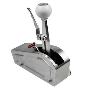 B m 80704 Pro Stick Shifter For 1962 1973 Gm Powerglide With Cover