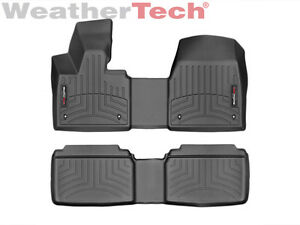 Weathertech Floorliner Mast For Bmw I3 2014 2017 1st Oth 2nd Row Black