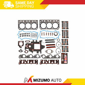 Head Gasket Bolts Set Fit 96 05 Chevrolet Buick Pontiac Gm Supercharged 3 8 1