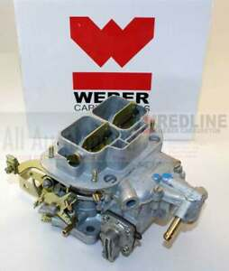 Weber 32 36 Dgv Carburetor New 32 36 Weber Carb Manual Choke Carb