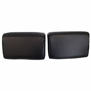Fits 8g1007 New Caterpillar Usa Arm Rest Cushion Set 943 953 963 973 D4h D5h