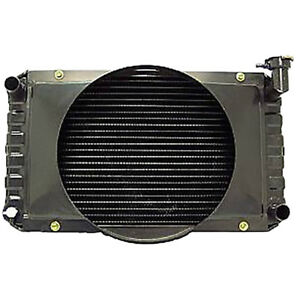 847465 Radiator Fits Ford New Holland Skid Steer L255