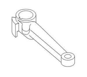 252168 New Lh Rh Steering Arm Made To Fit Allis Chalmers Forklift Models 500