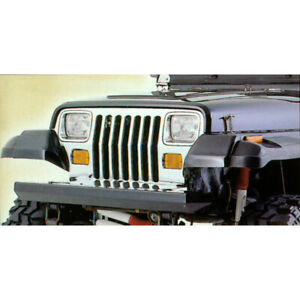 Rock Crawler Front Bumper For Jeep Wrangler Yj Tj 1987 06 11502 20 Rugged Ridge