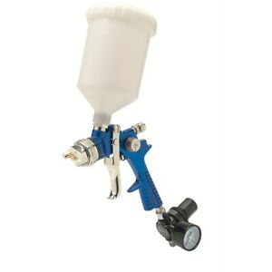 Titan Gravity Feed Hvlp Spray Gun With 1 4mm Tit19000 Brand New