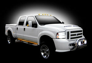 Recon 62 Big Rig Led Bars Running Lights Line Of Fire 26414