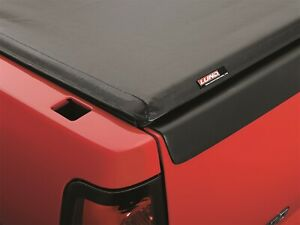 Lund 99052 Black Vinyl Seal and peel Tonneau Cover For Silverado sierra 8 Ft Bed
