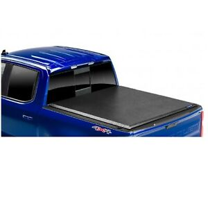 Lund 96007 Black Vinyl Roll Up Tonneau Cover For Sonoma S10 Hombre 6 Ft Bed