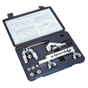 Mastercool 70092 Flaring Double Flaring And Cutting Tool Set