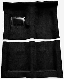 Acc 1966 70 Mopar B Body 2 Dr 4 Speed Black 80 20 Loop Molded Carpet Floor Rug