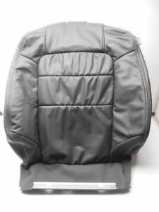 New Oem 2000 2002 Honda Accord Coupe Leather Seat Cover Upper Driver