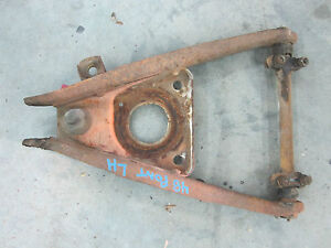 1948 48 Pontiac Streamliner Fastback Lower Lh Control Arm Oem Hot Rat Rod 47 46