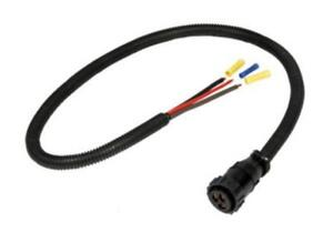 86511459 187103a1 Power Connector Kit For Case Ih New Holland Tractors Combines