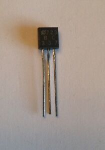 Bc337 Transistor Lot Of 100 Pieces jr