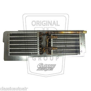 65 68 Chrysler Dodge Plymouth C Body A C Dual Heater Core Coil Ac