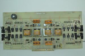 High Voltage Amplifier Circuit Board card Model Pc 0213 01