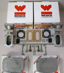 Triumph Tr6 Weber Carb Tr250 1967 1976 Carburetor Kit W Manual Choke Webers