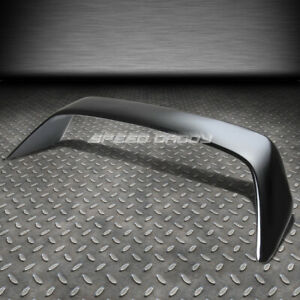 For 94 01 Integra Db Dc2 3dr Hatchback Nrg Type R Black Rear Trunk Spoiler Wing