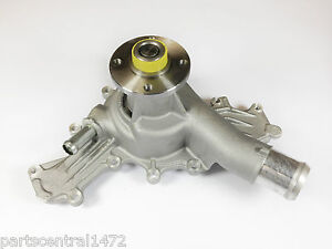 New Oaw F2102 Water Pump For Ford Explorer Mustang Ranger 4 0l V6 3 Hose Version
