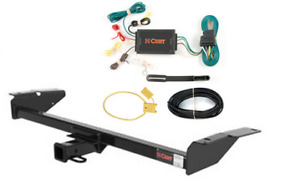 Curt Class 3 Trailer Hitch Wiring Kit For Lincoln Town Car