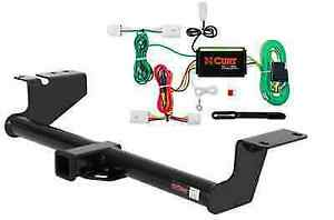 Curt Class 3 Trailer Hitch Wiring Kit For Nissan Murano