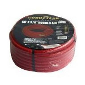 Grip On Tools 12674 50 X 3 8 Red Goodyear Air Hose