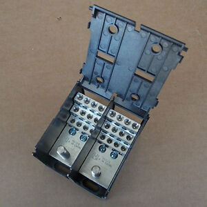 New Marathon 1332273ch 2 Pole 510 Amp 600 Volt Power Distribution Block