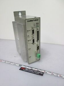 Linmot E210 vf Force Velocity Servo Amplifier 24 48vdc D sub 9 pin Com Port