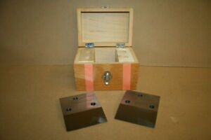 Microtome Knife Jung K3 And K2 Profile Set Of 2