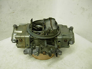 1969 Chevy 427 4223 s Holley Carburetor 850 Cfm Carb Dated 991 Survivor 69 L88