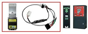 American Changer Adapter Harness Refurbished Mei 2600 20 Replace Coinco B