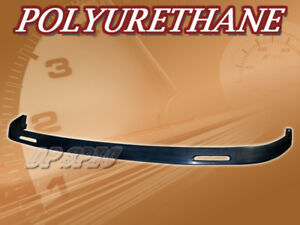 For 94 97 Acura Integra Bys Poly Urethane Pu Front Bumper Lip Spoiler Body Kit