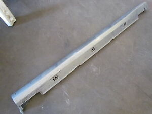 2004 Acura Rsx Type S Lh Drivers Side Skirt