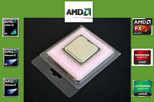Intel Amd Cpu Clam Shell Blister Pack With Anti Static Foam Pad Qty 40 New