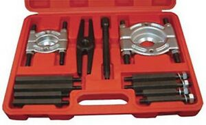 Atd Tools 3056 5 Ton Bar Type Puller Bearing Separator Set