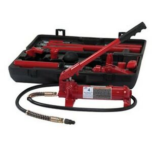 Atd Tools 5800 4 Ton Porto Power Set