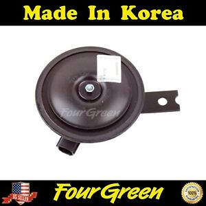Horn Low Pitch For Hyundai 2012 2013 Accent 1 6l Genuine Oem New 966101r400