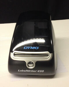 Dymo Labelwriter Lw 450 Label Printer 450lw 4 Line4 Writer Usb Connection