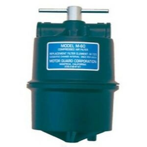 Motor Guard 250 Compressed Air Filter Sub micronic 100 Cfm