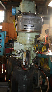 Bridgeport Milling Machine Head