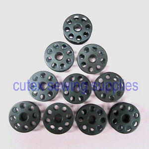 Consew 205rb 206rb Industrial Sewing Machine Metal Bobbins Pack Of 10