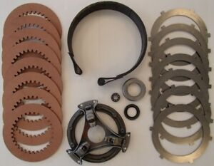 New Complete Steering Clutch Kit For John Deere Crawler Dozer 350