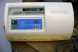 Kendall 6325scd Sequel Compression Machine System Parts Or Repair