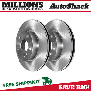 Front Brake Rotor Pair For 2002 2006 Camry 2004 2010 Sienna 2005 2007 Avalon