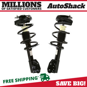 Front Complete Strut Pair For 1999 2004 2005 Pontiac Grand Am 1997 2003 Malibu