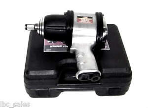 3 4 Drive Air Impact Wrench Twin Hammer 1220ft lb 3 4 Dr Air Compressor Wrench